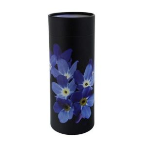Forget Me Not Scatter Tube